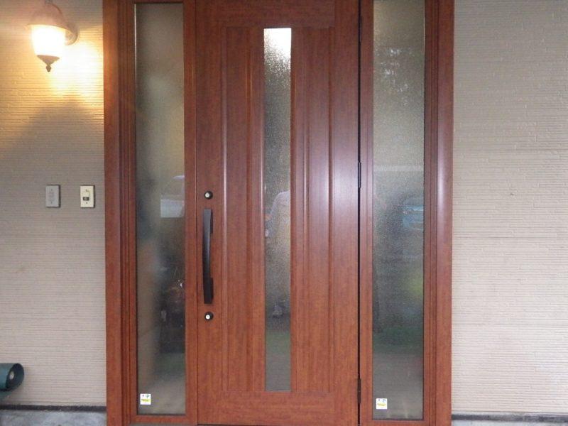 リフォームドアリシェントの玄関ドア
